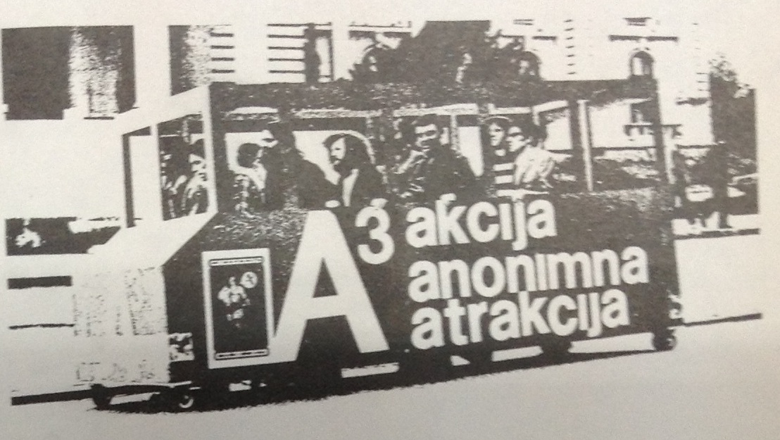 00_A3, Autobus, Zagreb, 27-28.06.1972
