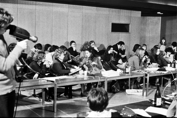 The conference -Comrade Woman, SKC, 1978-14