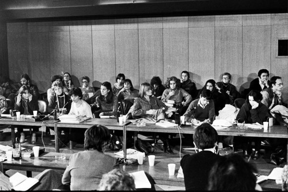 The conference -Comrade Woman, SKC, 1978-3