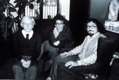 K&M with Warhol
