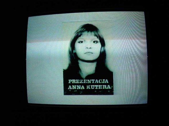 Still from Anna Kutera s movie Dialog, 1973