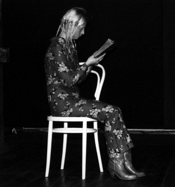 Natalia LL s performance States of Concentration